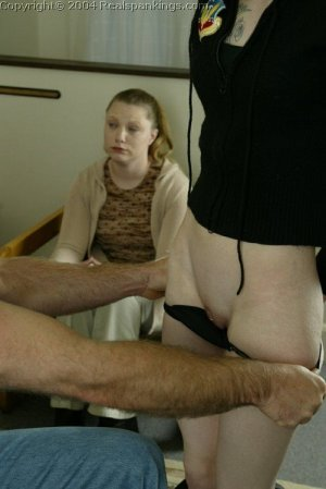 Real Spankings - Punished For Taking The Car - image 12