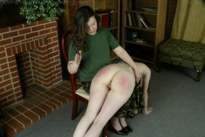 Real Spankings - Punishment Profile - April - image 2