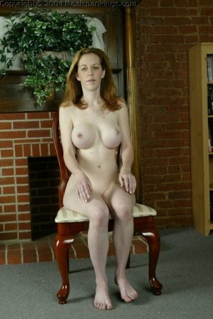 Real Spankings - Punishment Profile - April - image 16