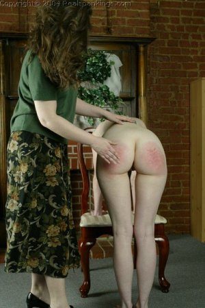 Real Spankings - Punishment Profile - April - image 14