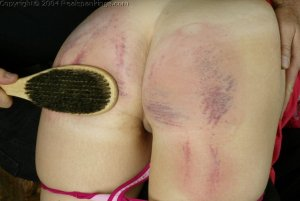 Real Spankings - Audrey's Real Discipline - image 3