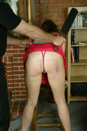 Real Spankings - Audrey's Real Discipline - image 6