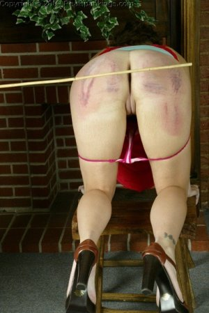 Real Spankings - Audrey's Real Discipline - image 7