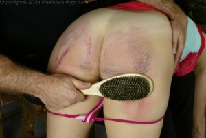 Real Spankings - Audrey's Real Discipline - image 18