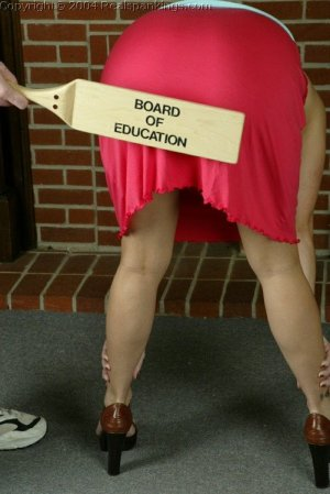 Real Spankings - Audrey - School Swats - image 5