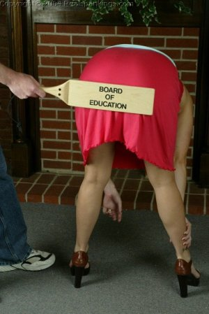 Real Spankings - Audrey - School Swats - image 3