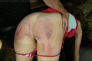 Real Spankings - Audrey's Real Discipline - image 1