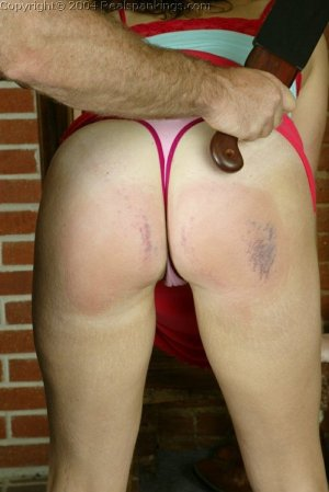 Real Spankings - Audrey's Real Discipline - image 9