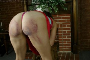 Real Spankings - Audrey - School Swats - image 16