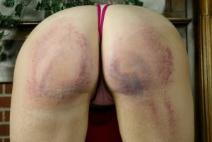 Real Spankings - Audrey - School Swats - image 6