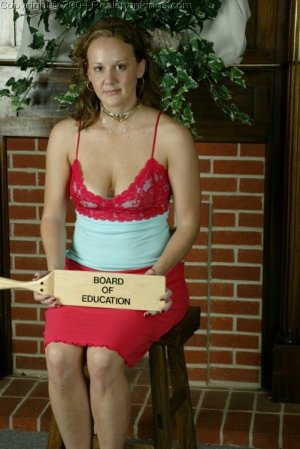 Real Spankings - Audrey - School Swats - image 18