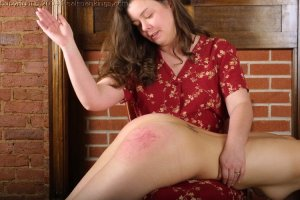 Real Spankings - Punishment Profiles-kailee - image 6