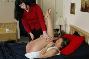 Real Spankings - Kim Spanked By Betty Pt. 2 - image 18