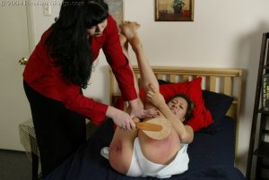 Real Spankings - Kim Spanked By Betty Pt. 2 - image 5