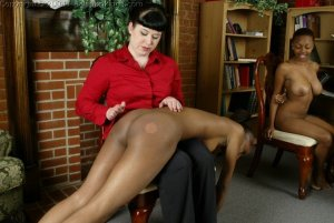Real Spankings - Punishment Profile - Roxanne & Becky - image 5