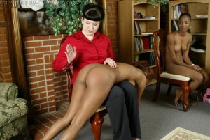 Real Spankings - Punishment Profile - Roxanne & Becky - image 11