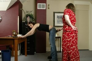 Real Spankings - Kailee Paddled At School - image 17