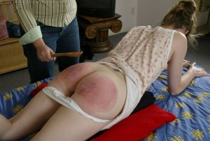 Real Spankings - Kathy Spanked By Lady D Pt. 2 - image 2