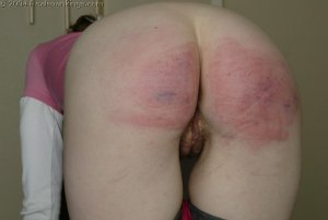Real Spankings - Kathy's School Strokes - image 7