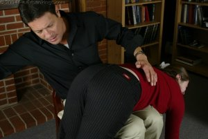 Real Spankings - Lori's Otk From Mr. King - image 11