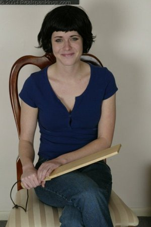 Real Spankings - Andi's School Swats - image 1