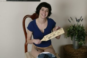 Real Spankings - Andi's School Swats - image 10