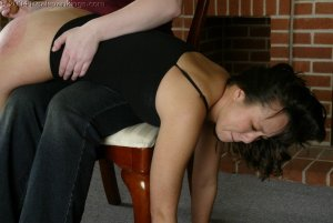 Real Spankings - Cindy's Spanking Test - image 15