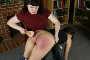 Real Spankings - Cindy's Spanking Test - image 7
