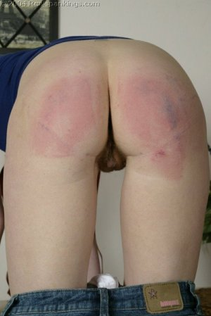 Real Spankings - Andi's School Swats - image 12