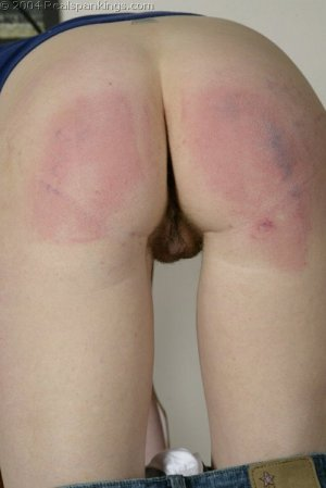 Real Spankings - Andi's School Swats - image 14