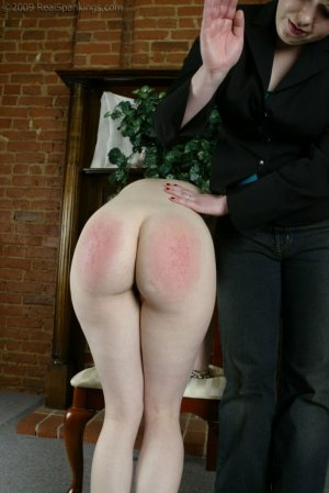 Real Spankings - New Punishment Profile - image 9