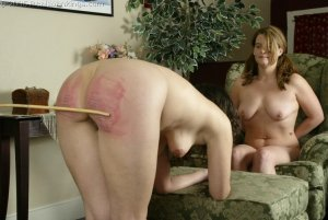 Real Spankings - Domestic Discipline-cindy & Madison Pt.2 - image 12