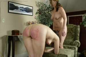Real Spankings - Domestic Discipline-cindy & Madison Pt.2 - image 6