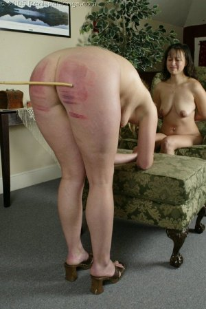 Real Spankings - Domestic Discipline-cindy & Madison Pt.2 - image 8