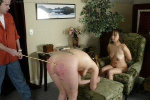 Real Spankings - Domestic Discipline-cindy & Madison Pt.2 - image 16