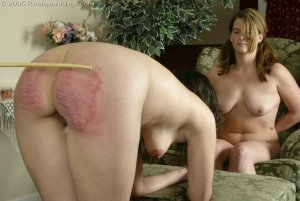 Real Spankings - Domestic Discipline-cindy & Madison Pt.2 - image 15