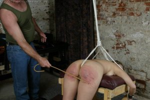 Real Spankings - Cindy's Dungeon Spanking-part 1 - image 1