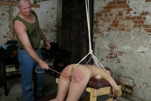 Real Spankings - Cindy's Dungeon Spanking-part 1 - image 3