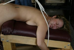 Real Spankings - Cindy's Dungeon Spanking-part 1 - image 14
