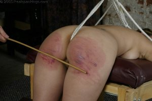 Real Spankings - Cindy's Dungeon Spanking-part 1 - image 10