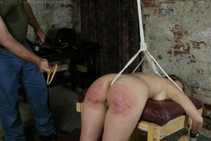 Real Spankings - Cindy's Dungeon Spanking-part 1 - image 16