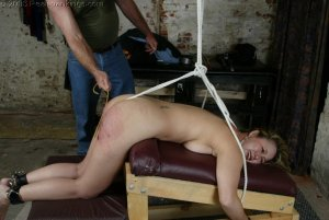 Real Spankings - Cindy's Dungeon Spanking-part 1 - image 11