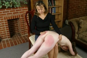 Real Spankings - Bailey's Punishment Profile - image 9