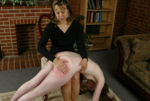 Real Spankings - Bailey's Punishment Profile - image 1