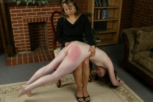 Real Spankings - Bailey's Punishment Profile - image 18