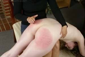 Real Spankings - Bailey's Punishment Profile - image 15
