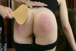 Real Spankings - Kailee And Lily Spanked Together - Part 2 - image 2