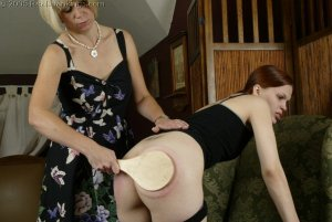 Real Spankings - Kailee And Lily Spanked Together - Part 2 - image 9