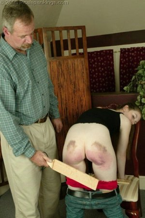 Real Spankings - School Swats: Bailey - image 9