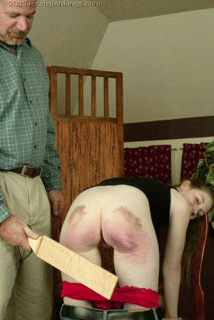 Real Spankings - School Swats: Bailey - image 8